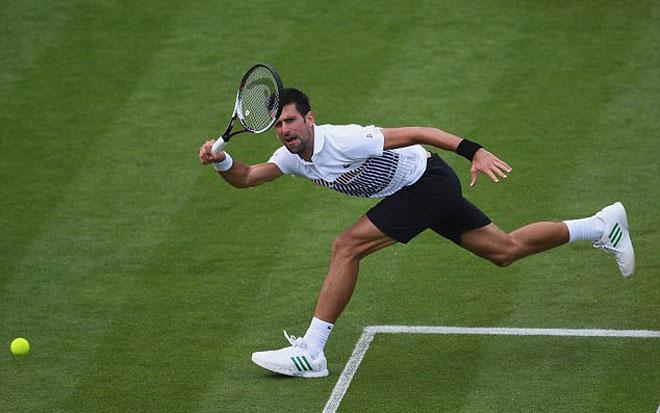 """Wimbledon: Federer, Nadal, Djokovic và các """"vũ khí hủy diệt"""" - 3"""