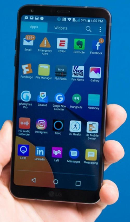 LG G6 mini sẽ có tên gọi là LG Q6 - 1