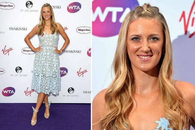 """Mỹ nhân Wimbledon đại chiến: Vắng Sharapova, bồ Wawrinka """"làm trùm"""" - 1"""