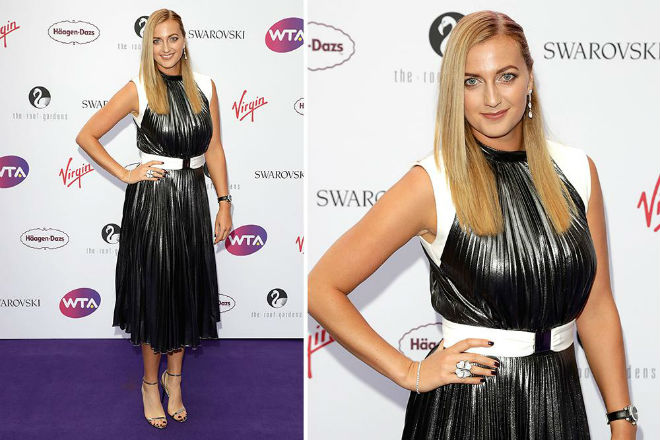 """Mỹ nhân Wimbledon đại chiến: Vắng Sharapova, bồ Wawrinka """"làm trùm"""" - 6"""