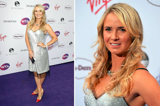 """Mỹ nhân Wimbledon đại chiến: Vắng Sharapova, bồ Wawrinka """"làm trùm"""" - 8"""