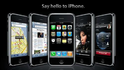 """Những chiếc điện thoại từng """"làm mưa làm gió"""" trước iPhone - 1"""