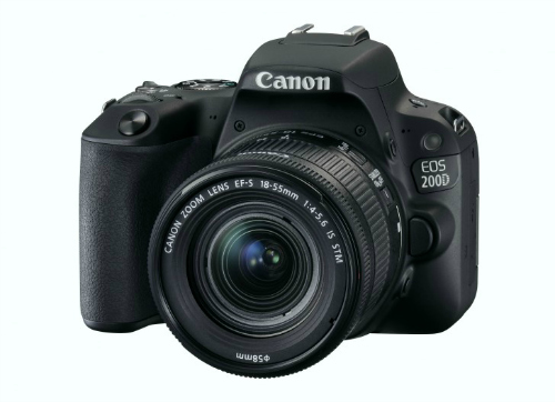Canon giới thiệu máy ảnh EOS 6D Mark II và EOS 200D - 2