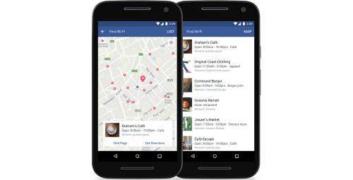 Facebook cập nhật tính năng dò tìm Wifi trên phạm vi toàn thế giới - 1