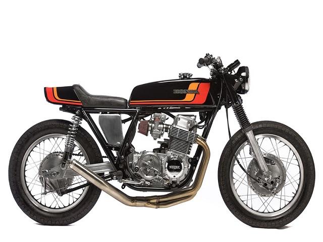 Honda CB750 1970 độ Cafe Racer, đơn giản nhưng tinh tế
