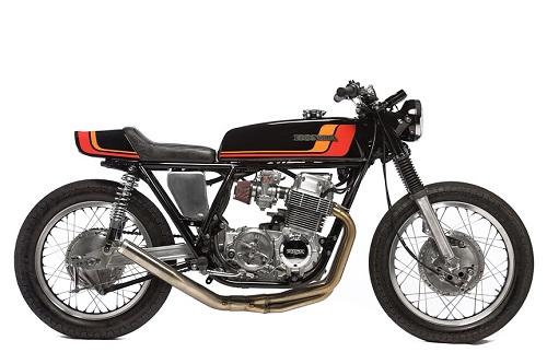 Honda CB750 1970 độ Cafe Racer, đơn giản nhưng tinh tế - 2