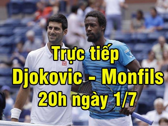 Chi tiết Djokovic - Monfils: Bản lĩnh lên tiếng (KT)