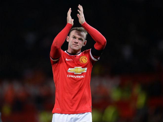 Chuyển nhượng MU 1/7: Rooney có 1 tuần định đoạt tương lai - 1