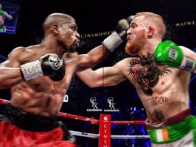 Tin thể thao HOT 1/7: Mayweather giàu gấp 10 lần McGregor