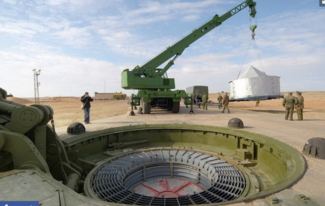 Nga xây boongke chứa vạn dân phòng Mỹ ném bom hạt nhân? - 2
