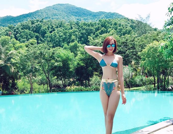 Sao Việt mặc bikini hot nhất tuần qua - 9