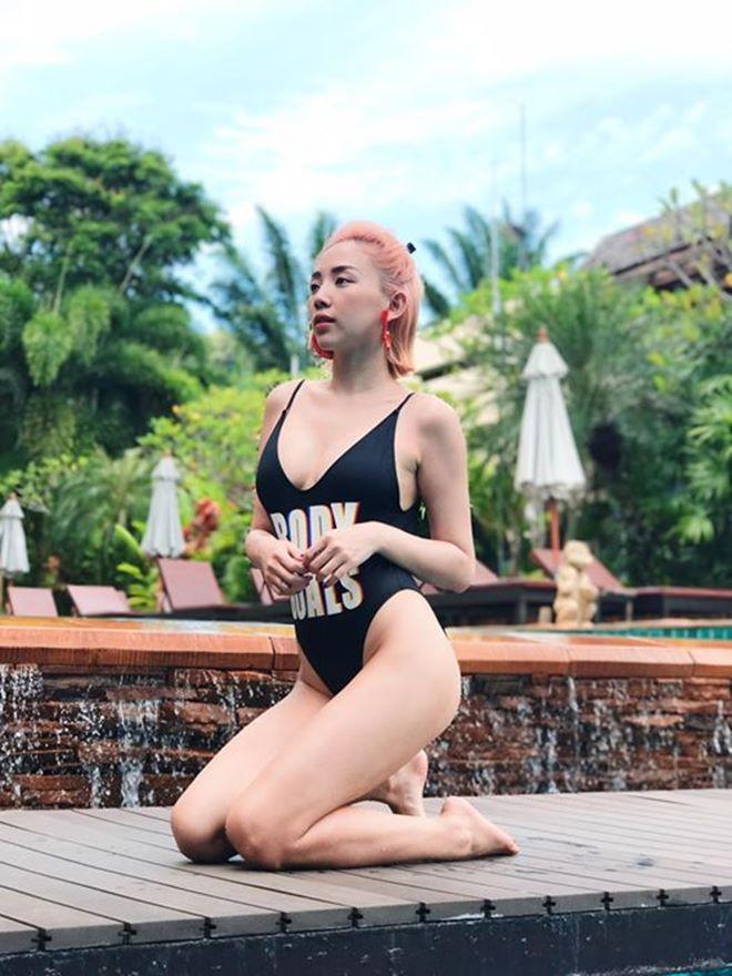 Sao Việt mặc bikini hot nhất tuần qua - 12