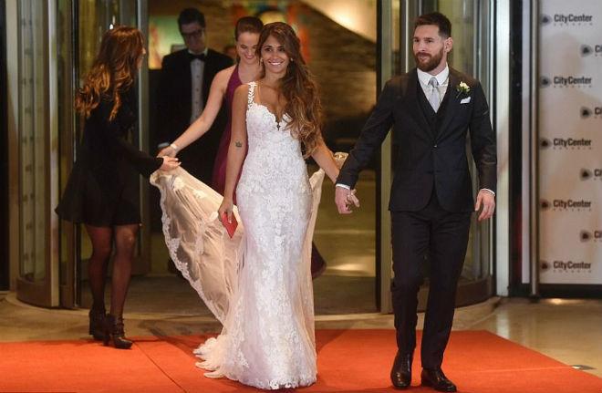 """Messi lấy vợ: An cư lạc nghiệp, ký điều khoản cực """"dị"""" với Barca - 1"""