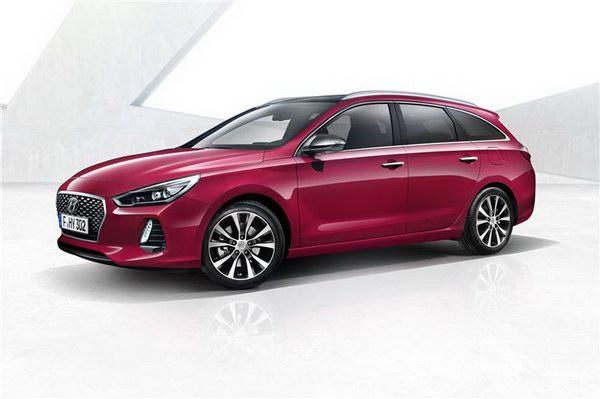Hyundai i30 Tourer 2017 công bố giá 500 triệu đồng - 1
