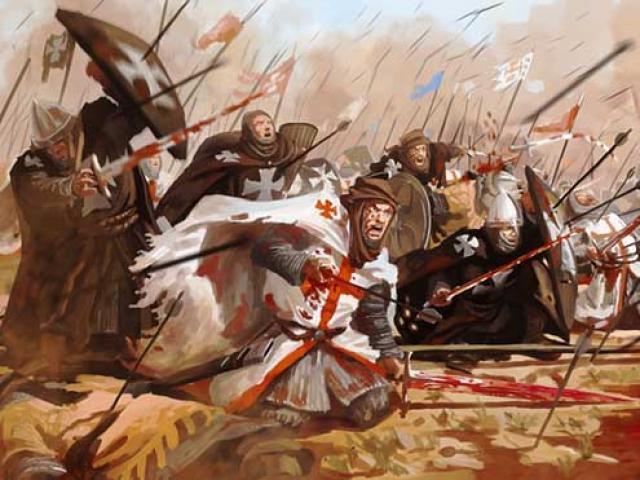 Coi thường lực lượng này, 8 vạn quân Hồi giáo bị đánh tan