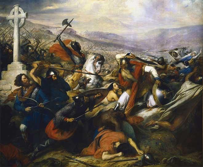 Coi thường lực lượng này, 8 vạn quân Hồi giáo bị đánh tan - 1