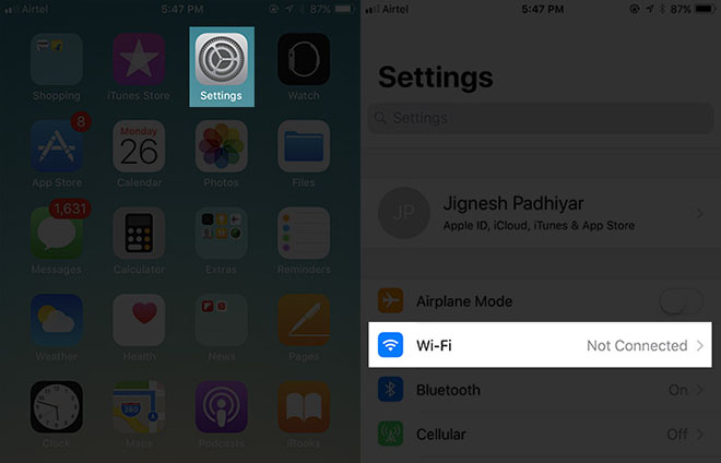 Chia sẻ mật khẩu Wi-Fi với bạn bè trên iOS và macOS - 1