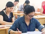 Giáo dục - du học - Công bố điểm thi THPT quốc gia: Lo TPHCM và Hà Nội quá tải