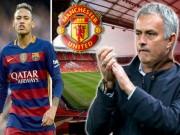 Bóng đá - MU – Mourinho chê Ronaldo vì Neymar 170 triệu bảng