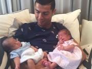 Bóng đá - Ronaldo đón song sinh: Thuê đẻ 5,4 tỷ đồng & manh mối người mẹ bí ẩn