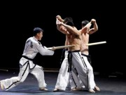 Thể thao - Mục kích võ sư Triều Tiên biểu diễn tuyệt kỹ tại Hàn Quốc