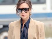 """Đồng hồ - kính - Thì ra bà Becks đeo kính không chỉ vì """"ngầu""""!"""