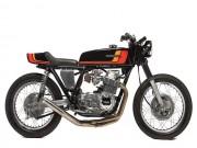 Thế giới xe - Honda CB750 1970 độ Cafe Racer, đơn giản nhưng tinh tế
