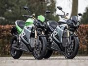 Thế giới xe - Siêu mô tô điện mạnh mẽ như xe phân khối lớn