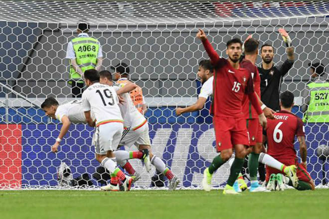 Bồ Đào Nha – Mexico: Vì danh dự, vì Ronaldo - 3