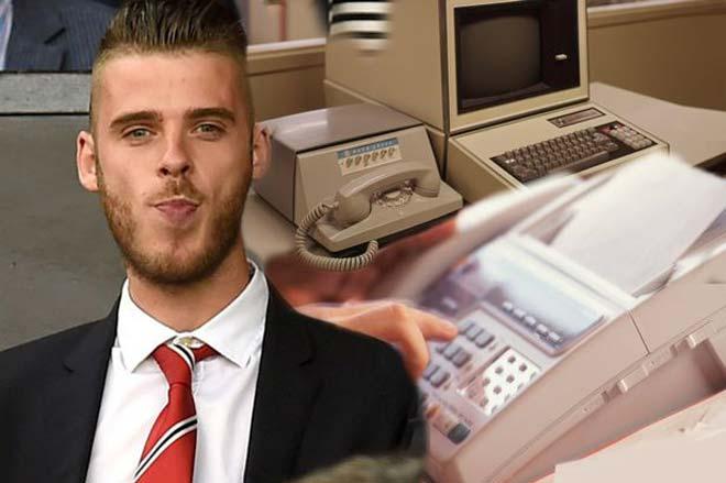 MU & nỗi đau chuyển nhượng: Máy fax De Gea, chiêu trò hay sự bất lực của MU - 2