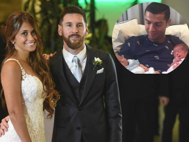 Bất ngờ: Ronaldo không dự đám cưới Messi vì sự cố lãng xẹt