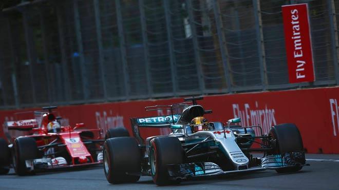 """Đua xe F1: Chuyện không tưởng của """"bò húc"""" tại xứ Baku - 3"""