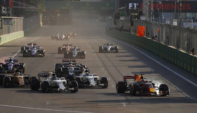 """Đua xe F1: Chuyện không tưởng của """"bò húc"""" tại xứ Baku - 4"""