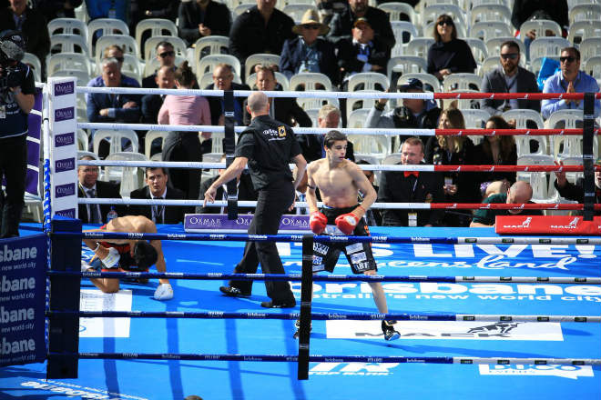 Chi tiết boxing Pacquiao - Jeff Horn: Vỡ òa sau 12 hiệp (KT) - 6
