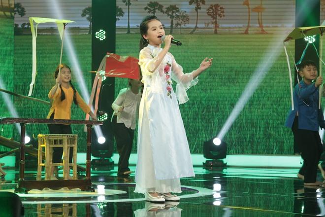 """""""Thần tượng nhí"""" của NSND Thu Hiền thắng 300 triệu đồng - 2"""