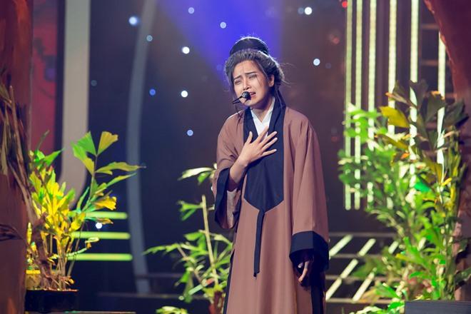 Hoàng Yến Chibi thắng 100 triệu nhờ hát cải lương - 1