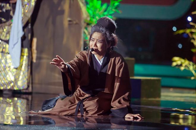 Hoàng Yến Chibi thắng 100 triệu nhờ hát cải lương - 3