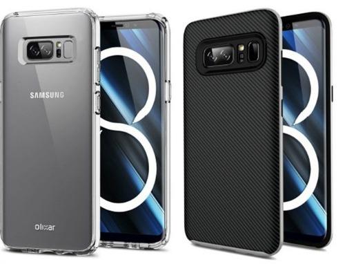 Galaxy Note 8 sẽ có hai tùy chọn bộ nhớ trong: 64GB và 128GB - 1