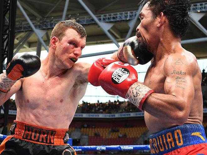 Pacquiao - Jeff Horn: Sứt đầu mẻ trán, gây sốc boxing - 2