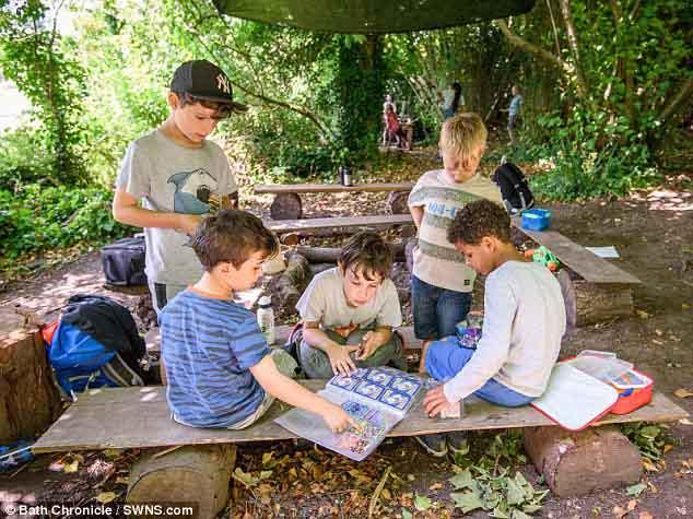 Trường học đặc biệt nhất nước Anh: không sách vở, bài tập và thi cử - 2