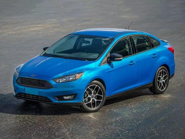 Doanh số tụt dốc, Ford Focus bị ngưng sản xuất - 1