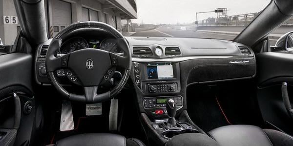 Maserati GranTurismo 2018 hé lộ diện mạo tuyệt đẹp - 3