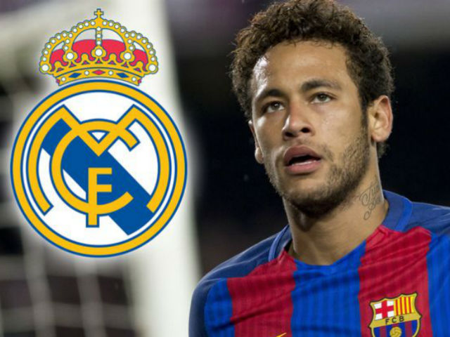 Neymar thua quyền lực Messi: Trốn sang MU hay Real Madrid