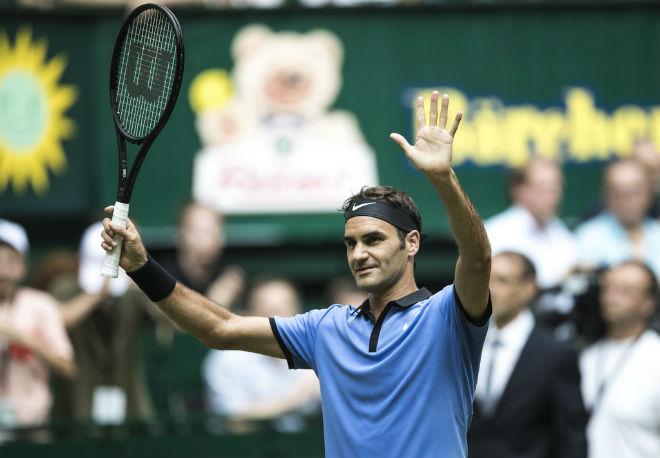 """Wimbledon 2017: Federer gạt phăng """"cổ tích"""", chỉ tin vào Big 4 - 1"""