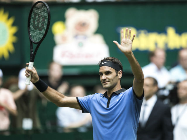 Wimbledon 2017: Federer gạt phăng
