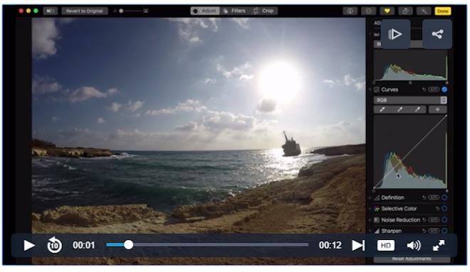 8 điều tuyệt vời nhất khi chỉnh sửa ảnh với Photos của MacOS High Sierra - 2