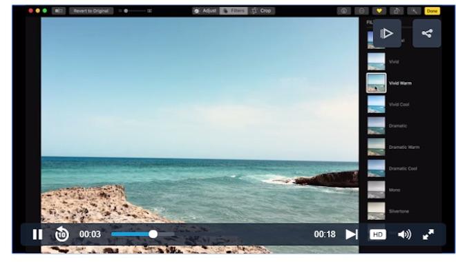 8 điều tuyệt vời nhất khi chỉnh sửa ảnh với Photos của MacOS High Sierra - 3