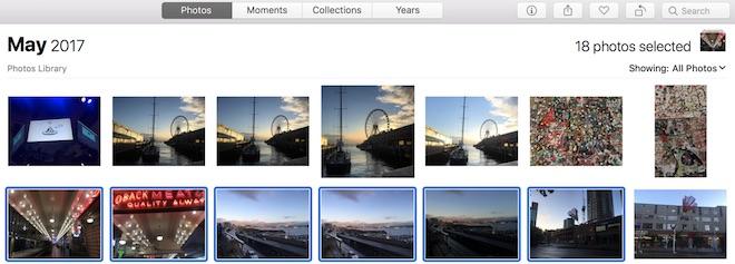8 điều tuyệt vời nhất khi chỉnh sửa ảnh với Photos của MacOS High Sierra - 7