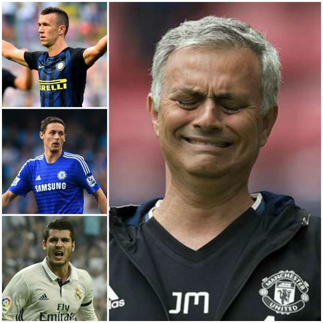 """Chuyển nhượng hè: MU chậm chạp, Mourinho """"nổi cáu"""" - 1"""