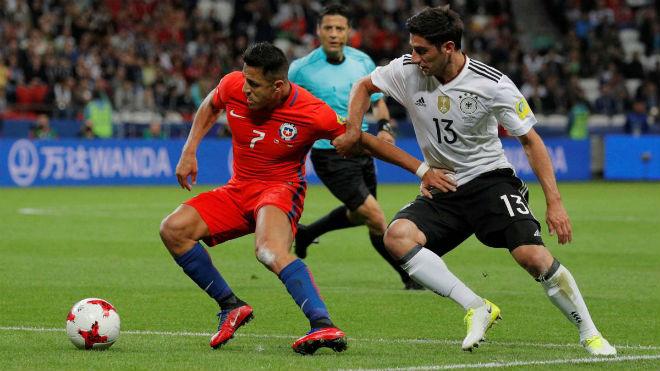 Chi tiết Confederations Cup, Đức - Chile: Những nỗ lực bất thành (KT) - 8
